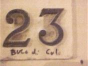 23 buco di Qulo